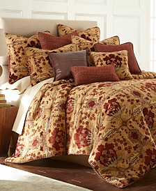 Austin Horn Classics Dakota 3-piece Luxury Comforter Set
