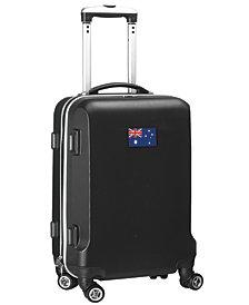 "21"" Carry-On 100% ABS Hardcase Spinner Luggage - Australia Flag"