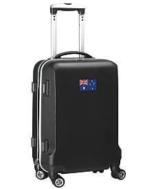 """Mojo Licensing 21"""" Carry-On Hardcase Spinner Luggage - Australia Flag"""
