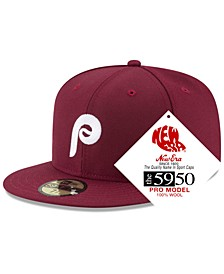 Philadelphia Phillies Retro Classic 59FIFTY FITTED Cap