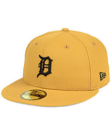 New Era Detroit Tigers Reverse C-Dub 59FIFTY FITTED Cap