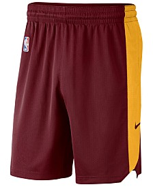 Nike Men's Cleveland Cavaliers Practice Shorts