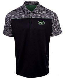 Men's New York Jets Final Play Polo