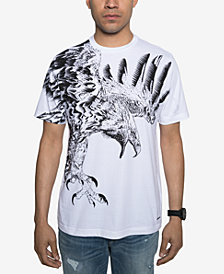 Sean John Men's Wrap Eagle T-Shirt