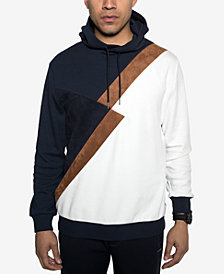 Sean John Men's Fractured Hoodie