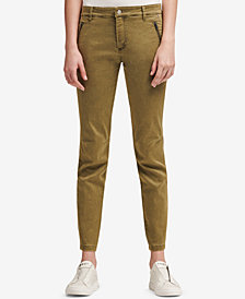DKNY Skinny Chino Pants