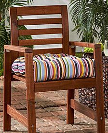 Sunbrella Fabric Outdoor Chair Cushion