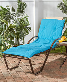 Outdoor Chaise Pad
