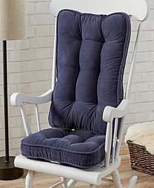 Hyatt fabric Standard Rocking Chair Cushion