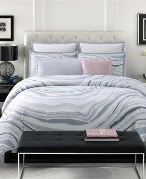Vince Camuto Valero Full/Queen 3 Piece Duvet Set Bedding 7063996