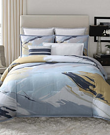 Vince Camuto Capri King 3 Piece Duvet Set