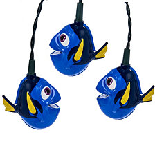 Kurt Adler UL 10 Light Finding Dory Light Set