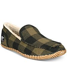 Men's Dude Moc-Toe Slippers