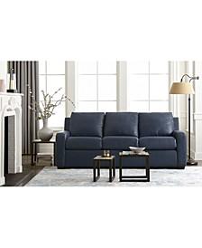 Lisben II Leather Sofa Collection