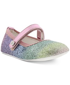 Sam Edelman Baby, Little & Big Girls Rainbow Dancer Flats
