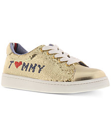 17d2a0f013b Tommy Hilfiger Little   Big Girls Alvina Poe Sneakers