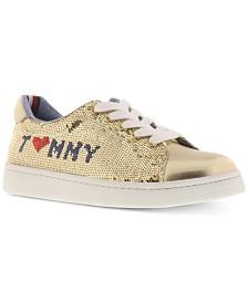 Tommy Hilfiger Little & Big Girls Alvina Poe Sneakers