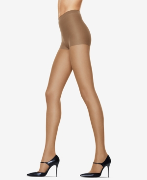 Hanes WOMEN'S 6PK SILK REFLECTIONS CONTROL TOP SANDALFOOT SILKY PANTYHOSE SHEERS 717