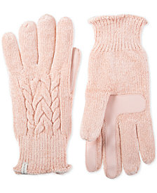 Isotoner Signature Chenille Touch Gloves, Created for Macy's
