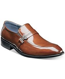 Men's Jonas Moc-Toe Ornament Slip-Ons