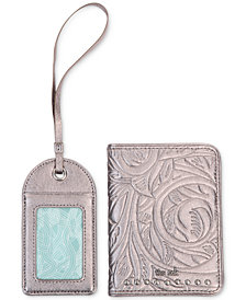 The Sak Passport Holder & Luggage Tag