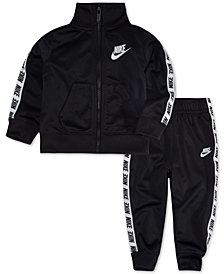 Nike Baby Boys 2-Pc. Jacket & Pants Track Set