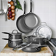 GreenPan New York Pro 11-pc Ceramic Non-Stick Coo