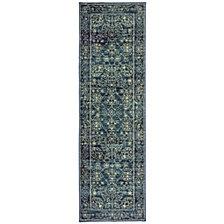 """Oriental Weavers Linden 7804 2'3"""" x 7'6"""" Runner Area Rug"""
