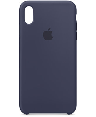 I Phone Xs Max Silicone Case by Apple