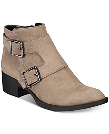 Kenneth Cole Reaction Women's Re-Buckle Booties