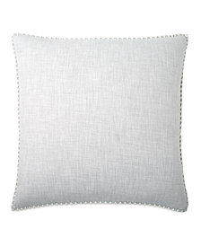 DKNY PURE 18X18 Woven Decorative Pillow