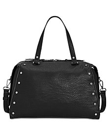 I.N.C. Jenae Screw Stud Satchel, Created for Macy's