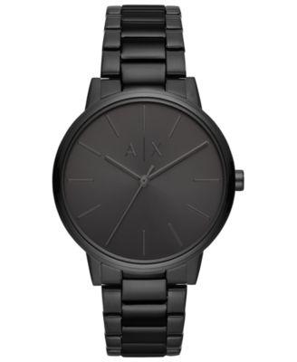black armani