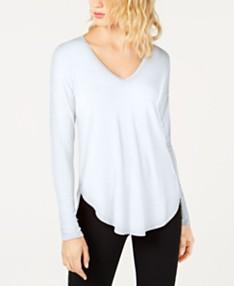 2e9329a3b8 White Tops for Women - Macy's