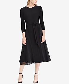 ebbd4af7 Lauren Ralph Lauren Dresses for Women - Macy's