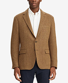 Polo Ralph Lauren Men's Herringbone Sport Coat