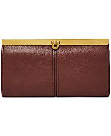 Fossil Kayla Leather Wallet
