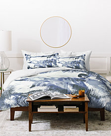 Jacqueline Maldonado Mist Blue Duvet Set