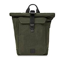"""Knomo London  Novello Rolltop Backpack 15"""""""