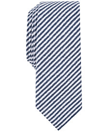 Penguin Men's Menning Stripe Skinny Tie