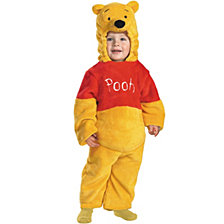 Disney Winnie The Pooh Toddler Boys or Girls Costume