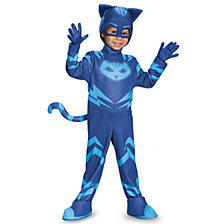 Pj Masks Catboy Deluxe Little Boys Costume