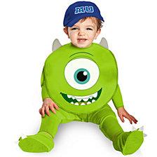Monsters U Mike Baby Boys Costume