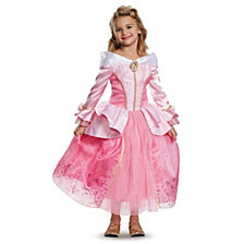 Disney Storybook Aurora Prestige Toddler Girls Costume