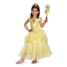 Disney Belle Deluxe Sparkle Toddler Girls Costume