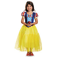 Disney Snow White Deluxe Sparkle Toddler Girls Costume