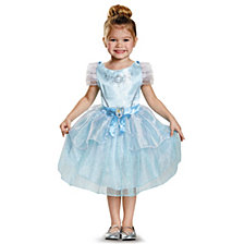Disney Princess Cinderella Classic Little Girls Costume