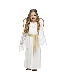 Angelic Miss Toddler Little and Big Girls Costume
