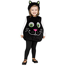 Cat Googly Eyes Toddler Boys or Girls Costume