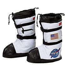 Nasa Astronaut Big Boys or Girls Boot Covers